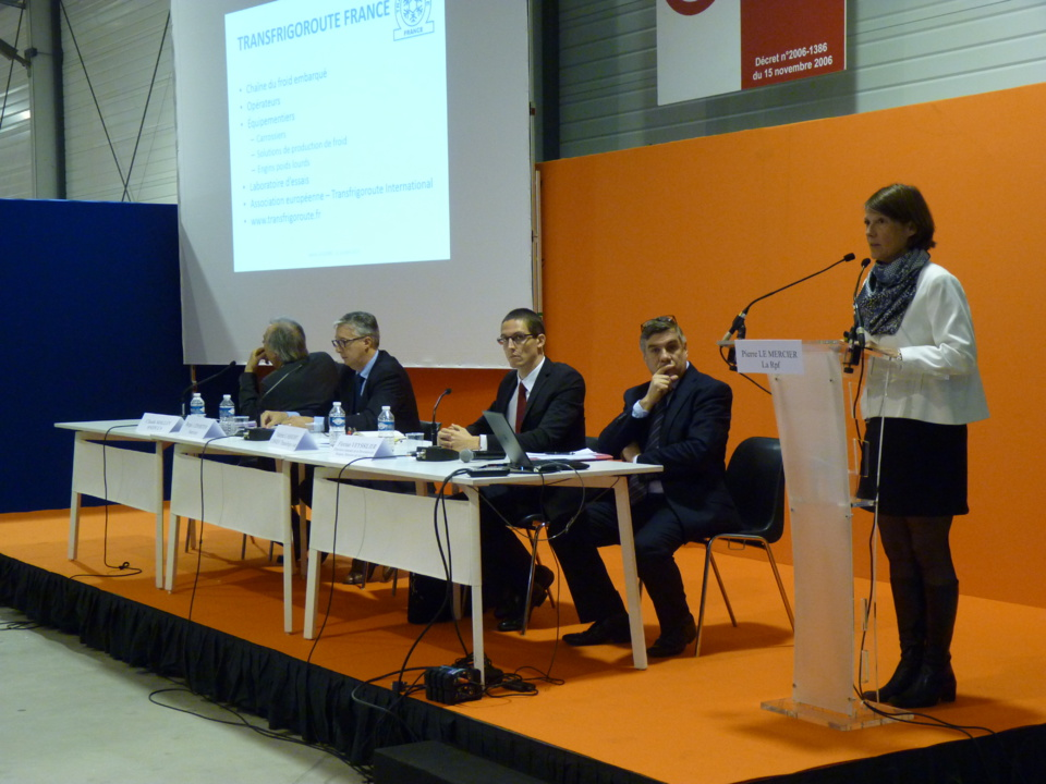 SIFA 2015 (conférence F Gas - 13/10)